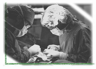 Chirurghi all'opera